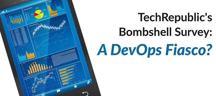 TechRepublic's Bombshell Survey