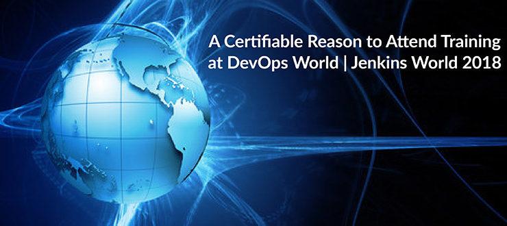 Training at DevOps World | Jenkins World