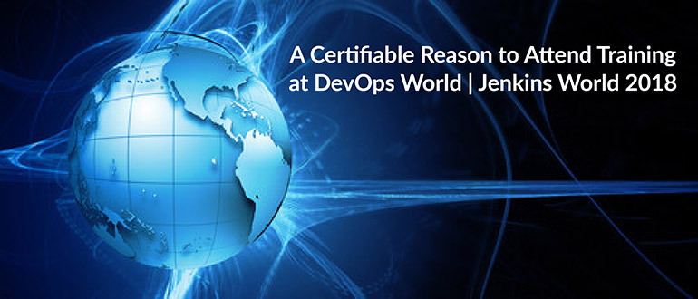 Training at DevOps World | Jenkins World