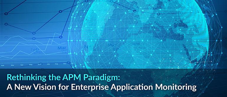 Vision for Enterprise Application Monitoring