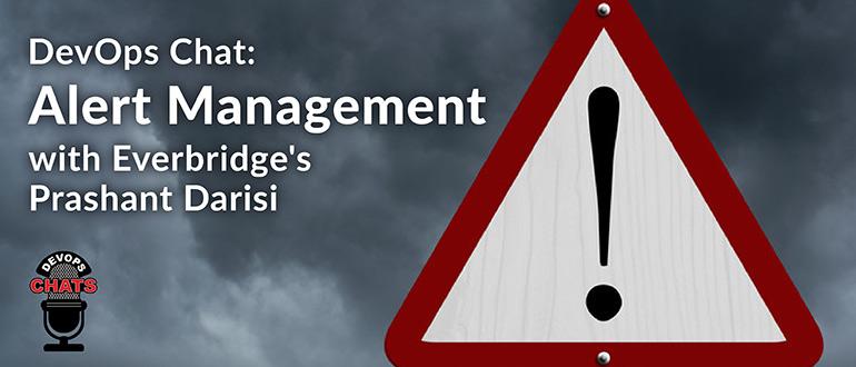 Alert Management with Everbridge