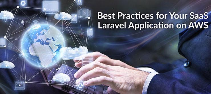 SaaS Laravel Application on AWS