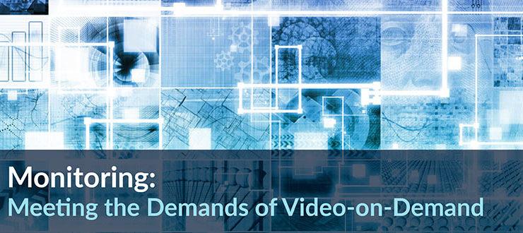 Demands of Video-on-Demand