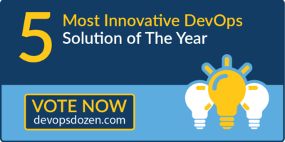 Most Innovative DevOps Solution of the Year
