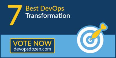 Best DevOps Transformation