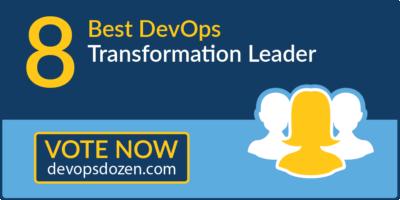Best DevOps Transformation Leader