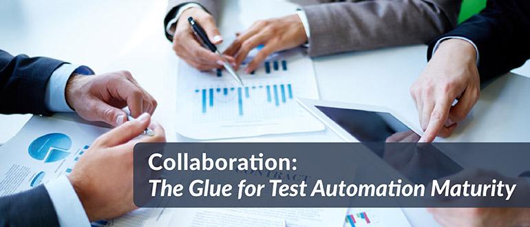 Test Automation Maturity