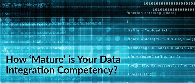 Mature Data Integration Competency