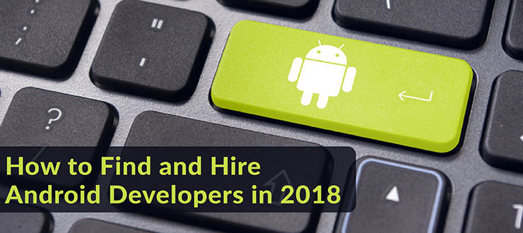 Find and Hire Android Developers