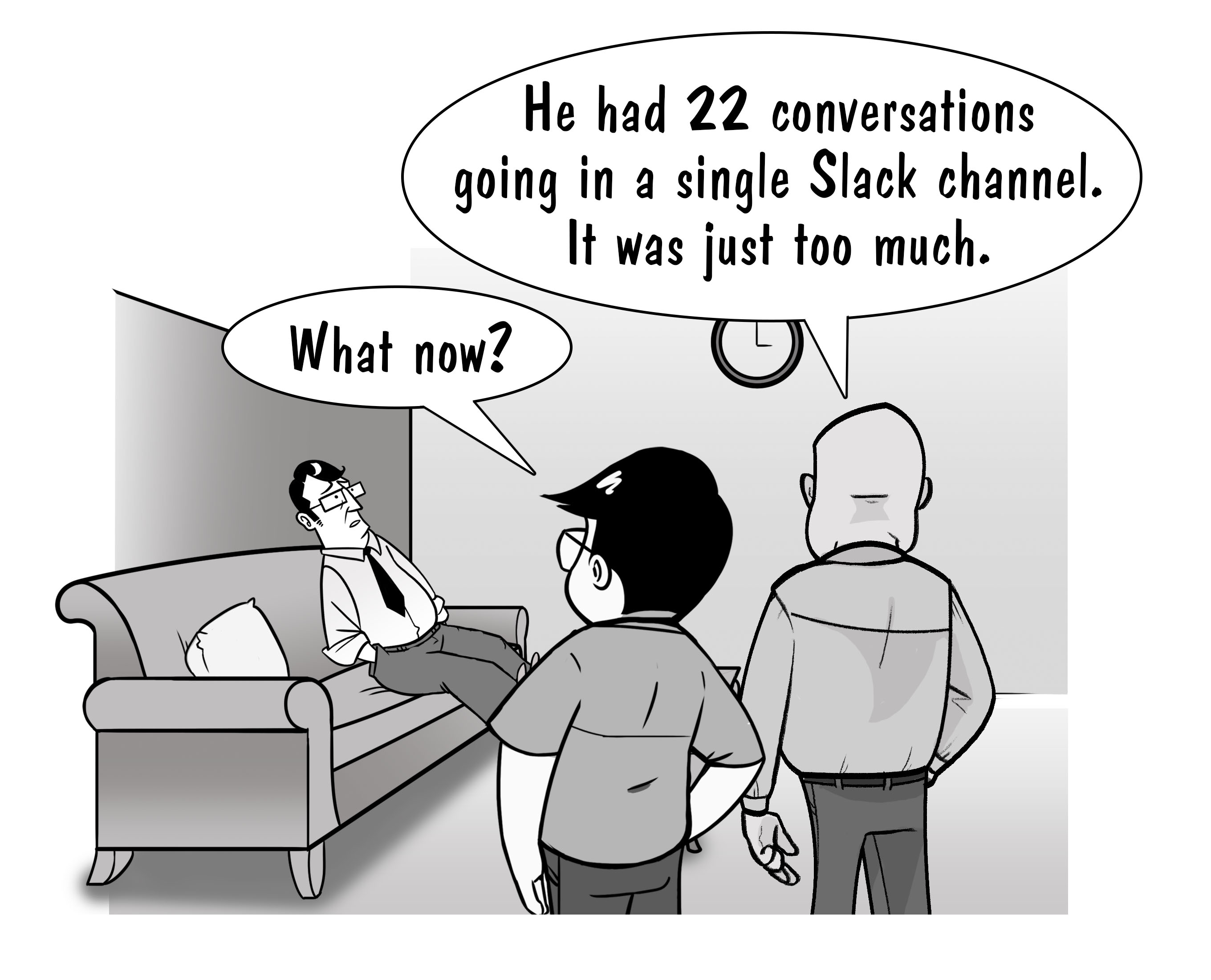 too-much-slack