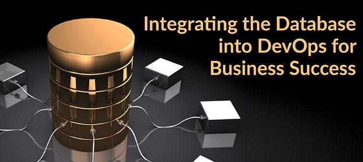Integrating the Database into DevOps
