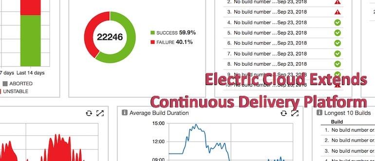 Electric Cloud Extends Continuous Delivery Platform