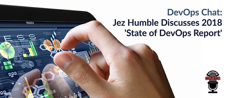 2018 'State of DevOps Report'