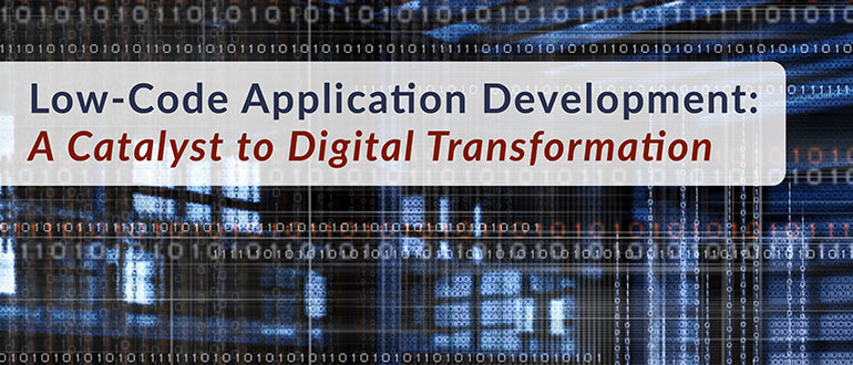 Low-Code Application Development