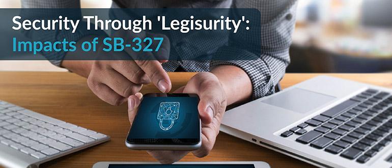 Security Through 'Legisurity'