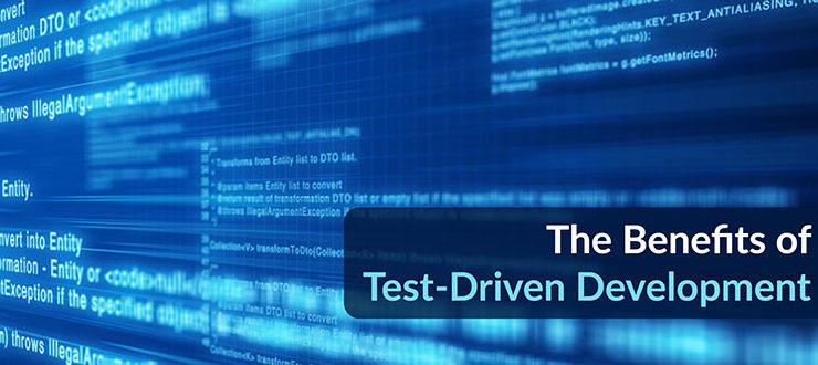 Benefits of Test-driven Development