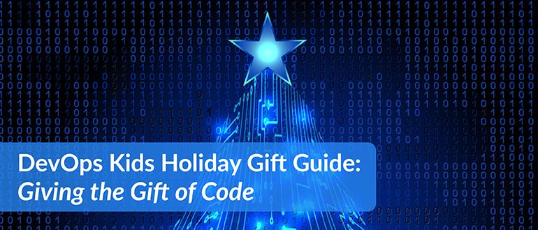 Kids Holiday Gift of Code