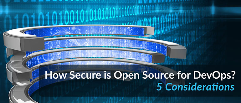How Secure is Open Source for DevOps