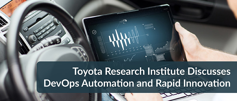 Toyota DevOps Automation and Rapid Innovation