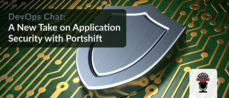 Application Security with Portshift