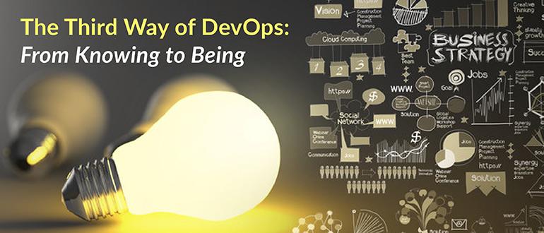 The Third Way of DevOps
