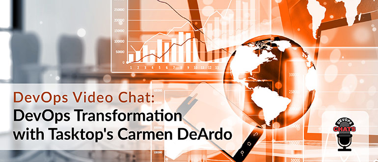 DevOps Transformation with Tasktop's Carmen DeArdo