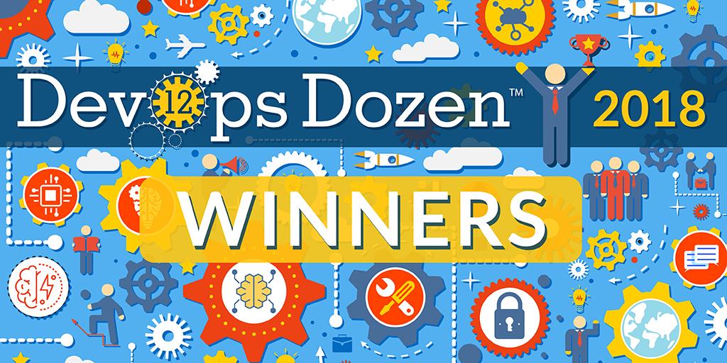Fourth Annual DevOps Dozen Winners Announced