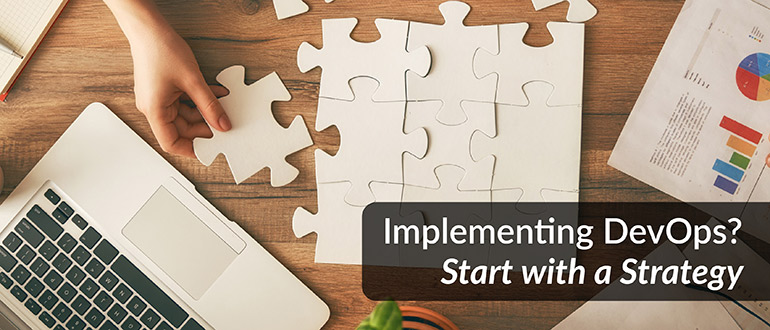 Implementing DevOps Strategy