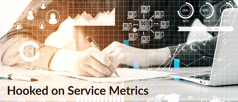 Hooked on Service Metrics