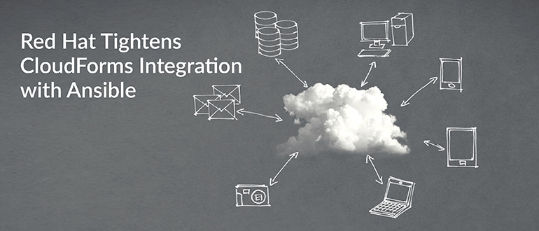 Red Hat Tightens CloudForms Integration