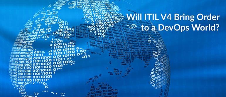 ITIL V4 Bring Order