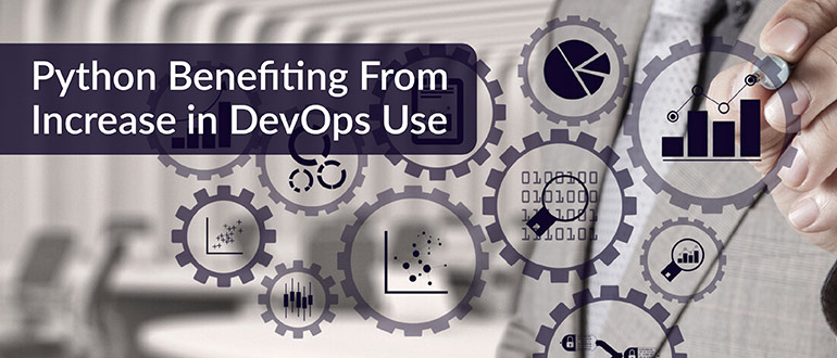 Python Benefiting From Increase in DevOps