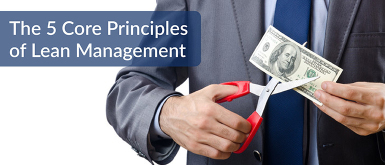 5 Core Principles of Lean Management