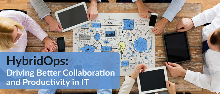 HybridOps Collaboration Productivity IT