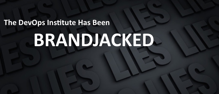 The DevOps Institute Has Been Brandjacked