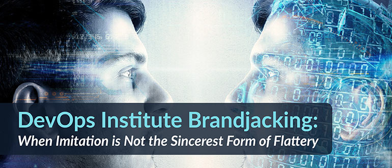 DevOps Institute Brandjacking