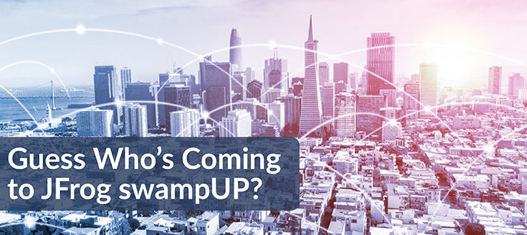 Who's Coming to JFrog swampUP