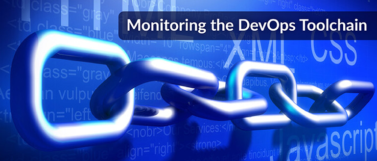Monitoring the DevOps Toolchain