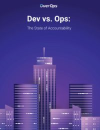Dev vs. Ops: The State of Accountability