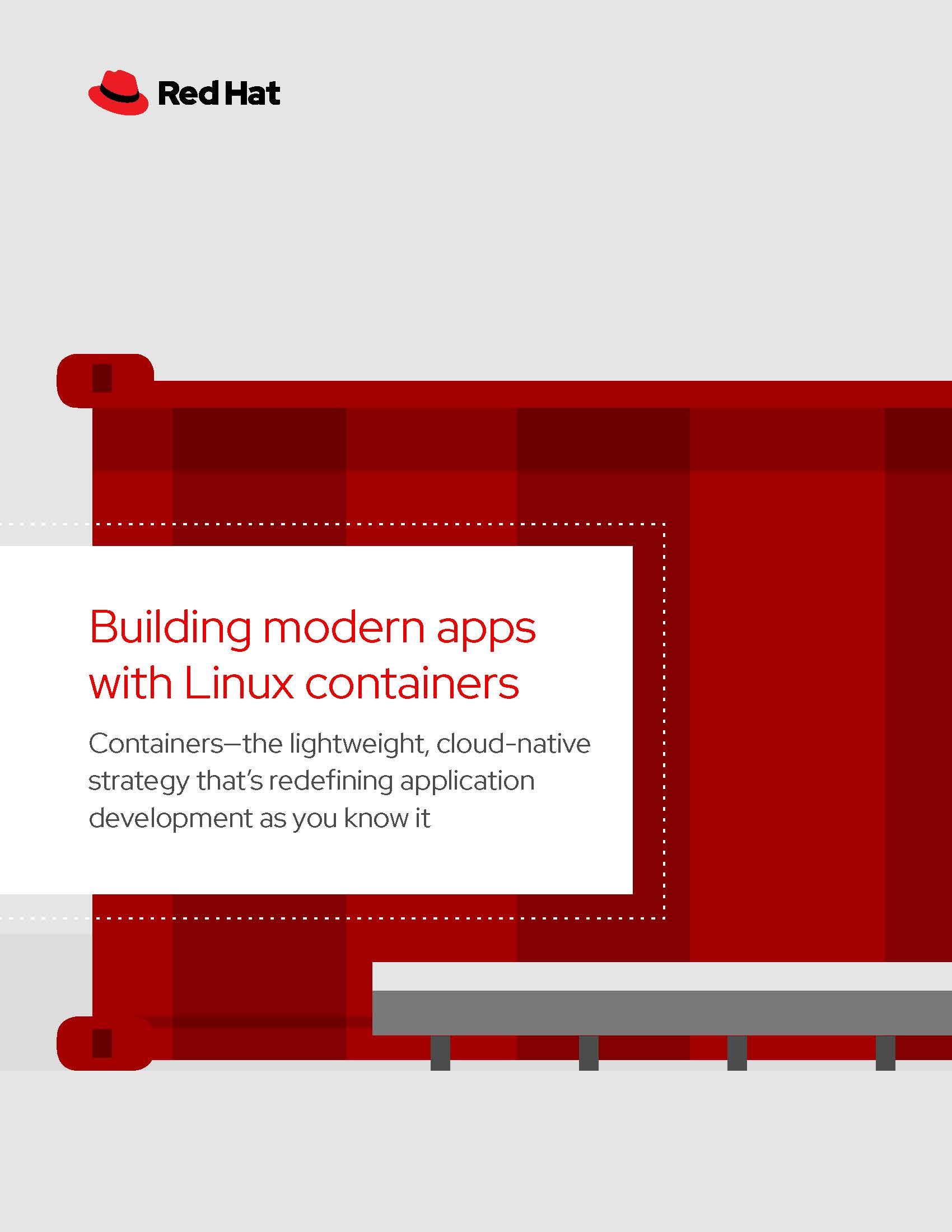 Building Modern Apps With Linux Containers Devops Com