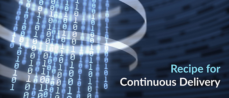 Webinar - Recipe for Continuous Delivery