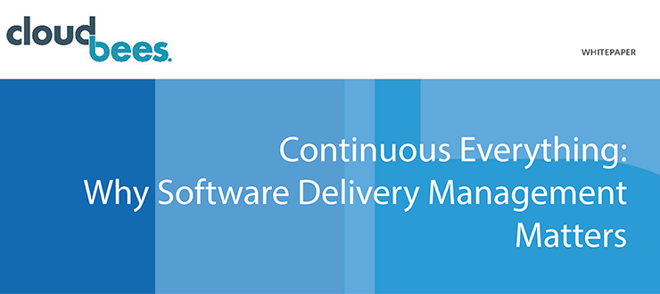 Whitepaper - Continuous Everything: Why Software Delivery Management Matters