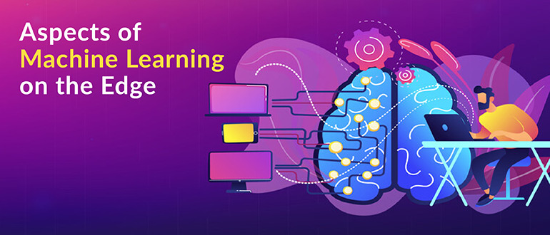 Aspects of Machine Learning on the Edge