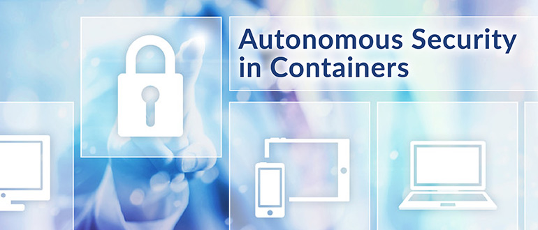 Autonomous Security in Containers