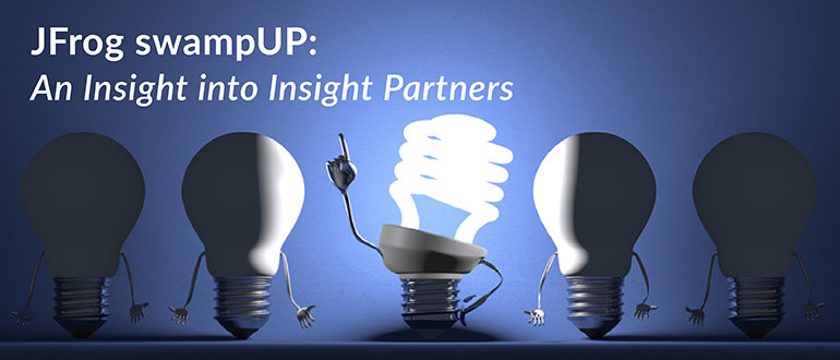 JFrog swampUP: An Insight into Insight Partners