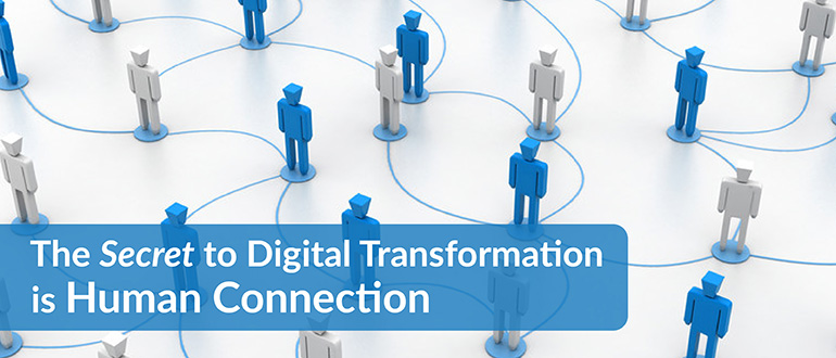 Digital Transformation Human Connection