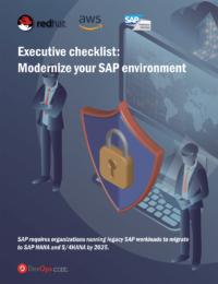 Executive Checklist: Modernize Your SAP Environment