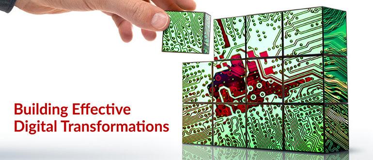 Building Effective Digital Transformations