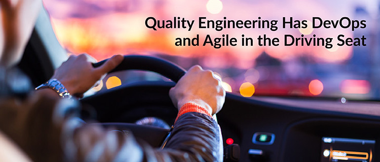 Engineering Has DevOps and Agile