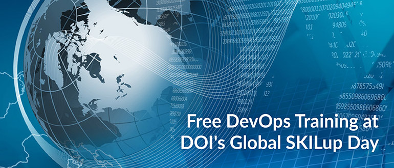 Free DevOps Training at DOI's Global SKILup Day